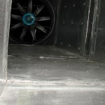 Car Park Exhaust Fan