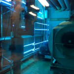 UV LIGHT INSTALLATION